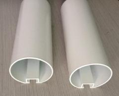 豪坤批量出售铝氧化圆管厂家直销外径25mm铝圆管 加工定制圆管