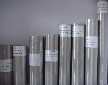 厂家现货供应镍铬合金网 纯镍丝网 铜镍合金网 耐高温金属筛网