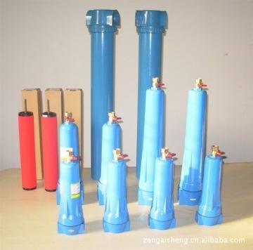 空压机后处理器 高压过滤器 洁净气源过滤设备