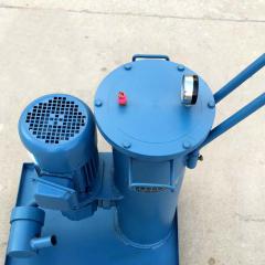供应过滤设备LUC移动式滤油车,液压滤油小车,精细滤油车,滤油小车