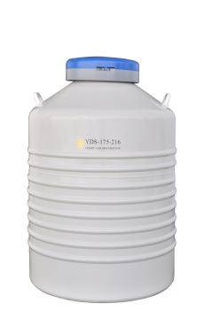 金凤可配方提筒液氮容器YDS-175-216 175升 实验室常用液氮罐