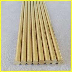 纯黄铜 国标H65黄铜棒 六角棒 可定制及切割