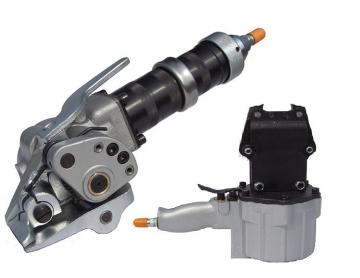 厂家特价促销分体式气动钢带打包机 铁皮气动捆扎机 保修两年