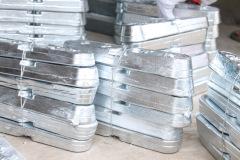 供应3号4号5号低温锌合金(离心浇铸)金属材料 饰品原材料