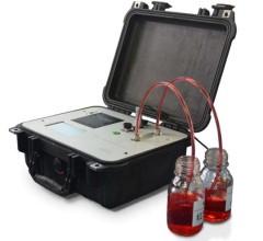 KB-3便携式油液污染度检测仪 液压油清洁度检测仪 油液颗粒计数器