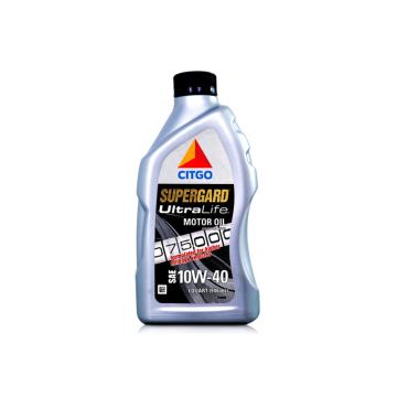 citgo希戈汽车发动机润滑油SN级10W-40 正品美国进口半合成机油