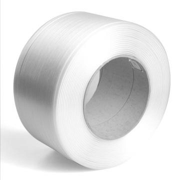 透明新料白色现货PP高级品质机用打包带