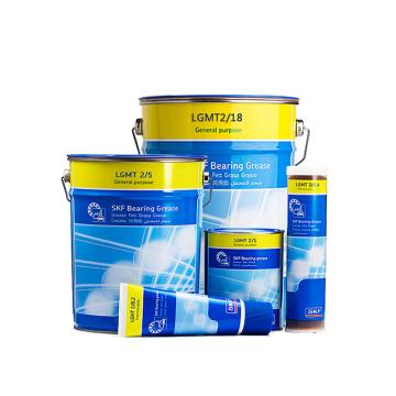 进口SKF润滑脂LGMT2/0.2 0.4 1 5 18 50工业高性能锂基润滑脂