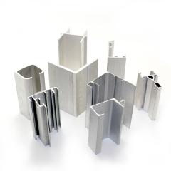 工业铝合金异型材 定制加工 高精度