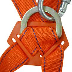 华特HT4601橙色5点式安全带 HT4601