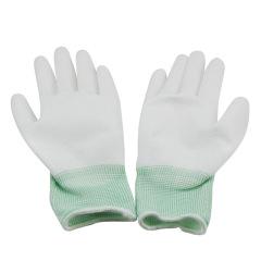 华特HT3101PU涂层手套 无缝尼龙针织手套 13掌面透气 弹性好